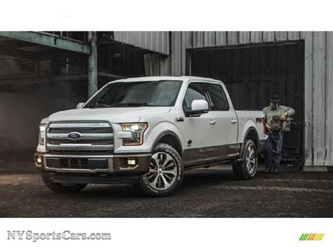 gmc fort 2015 ford f150 lariat supercrew 4x4 in caribou metallic