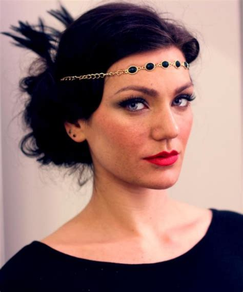 gatsby hair party retro style great gatsby hair gatsby look stylists