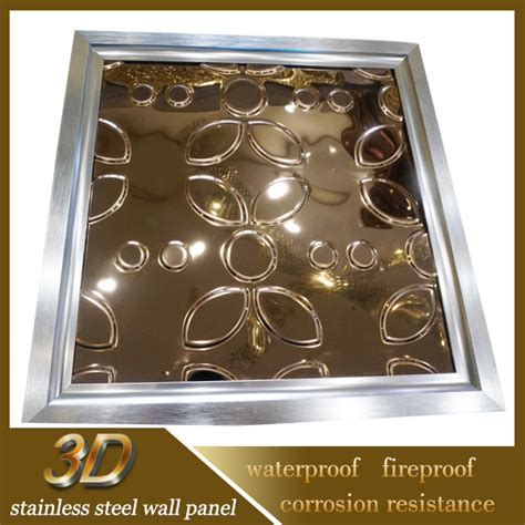 stainless steel ceiling tiles new design decorative 3d stainless steel drop ceiling