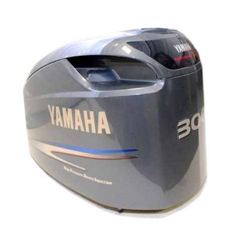 300 hp outboard motor yamaha 300 hp outboard boat motor top cowling ebay