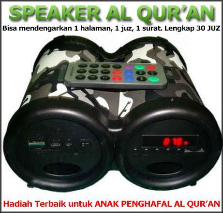 Speaker Al Quran Murottal Terlengkap Speaker Alquran 10 Qori Murah Ppob Bukopin Gratis Biaya