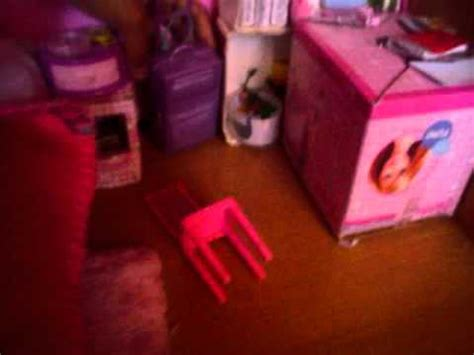 my barbie doll house tour my barbie dreamhouse with hannah montana doovi