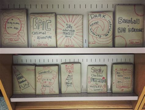 three blind dates books blind date with a book library display two