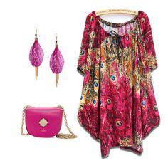 Dress Jumbo Big Size Ukuran Besar M Xxxxxxl Kode 1119 s maxi 3 4 sleeve v neck open back floral lace overlay evening dress m 2xl floral lace