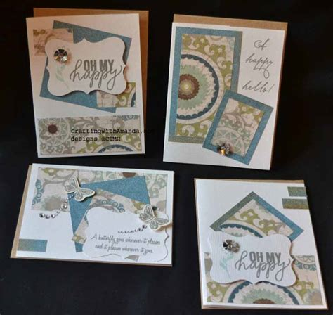I Found A Gift Card And Used It - crafting with amanda 187 more scrap cards