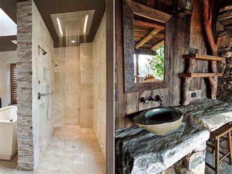 bagni di pietra materiali archivi idee bagno