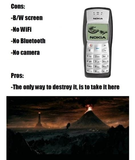 Funny Nokia Memes - image 232769 indestructible nokia 3310 know your meme