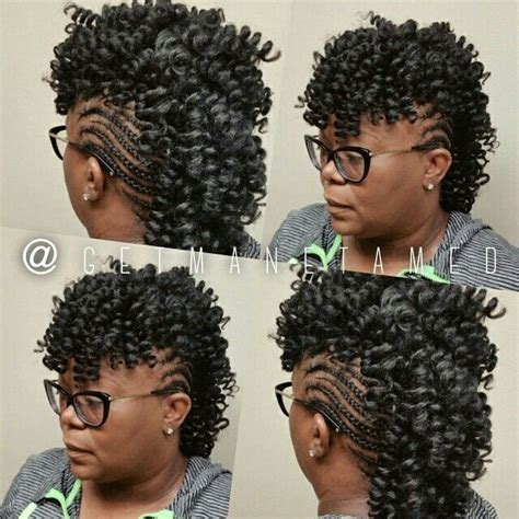 crochet mohawk hairstyle 1000 images about crochet braids on pinterest follow me