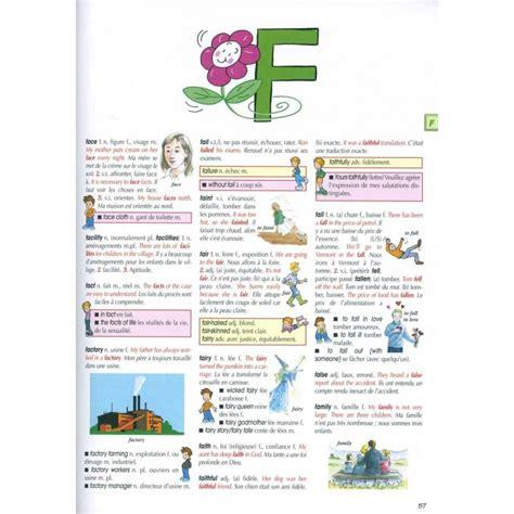 grand dictionnaire danglais 203593513x mon grand dictionnaire d anglais illustr 233 enfantilingue encont