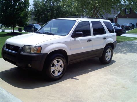 2003 ford escape service bulletins