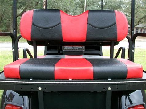 seat covers for golf carts deluxe golf cart seat covers