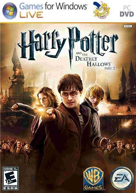 Jual Kotak Musik Harry Potter harry potter and the deathly hallows part 2 2dvd zas
