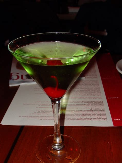 red apple martini red apple martini