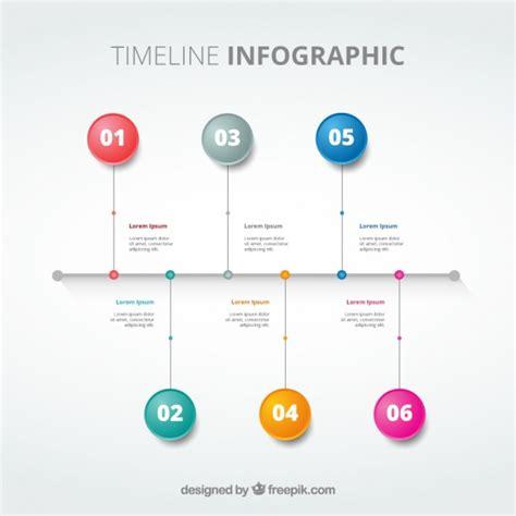 victoria linea del tiempo timeline preceden l 237 nea de tiempo elegante con etapas de colores descargar