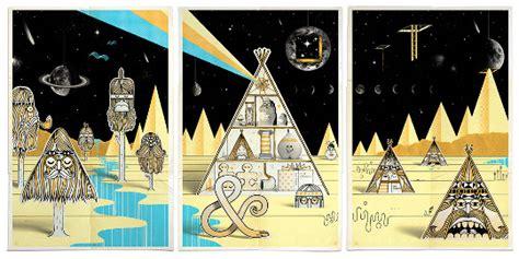 Cool Artist Steven Harrington by Great Steven Harrington Graphic Artwork