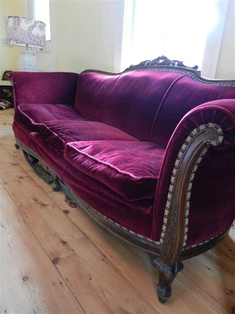 antique velvet sofa antique carved mohair sofa or with cushions