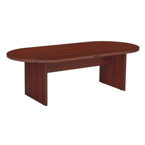 Racetrack Boardroom Table Ofd Office Furniture Nexus Series Racetrack Conference Table 95 Quot W N 36 Conference Tables
