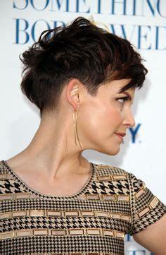 ginnifer goodwin short hair back view hair ideas on pinterest undercut short hairstyles and