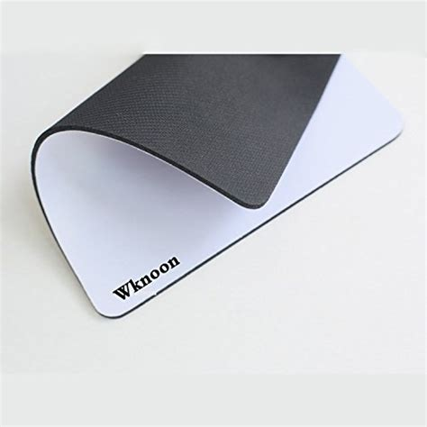 Skin Custom Design For Mouse Mouse Pad wknoon gaming mouse pad custom design animal manatee mousepad mat buy in