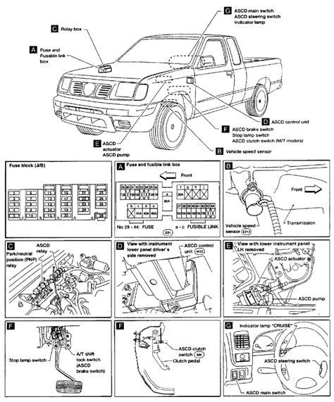 2000 nissan frontier crew cab wiring diagram 2004 nissan