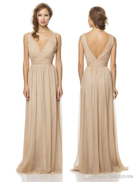 25  best ideas about Tan bridesmaid dresses on Pinterest