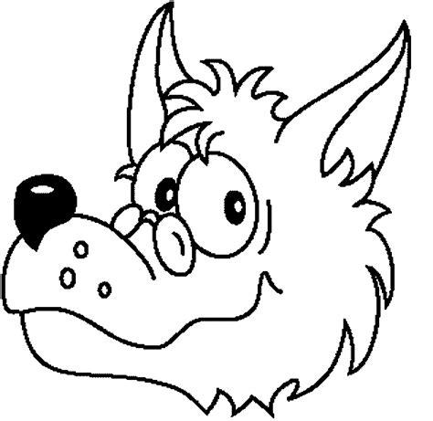 imagenes para colorear lobo dibujos de lobos para colorear 187 lobopedia