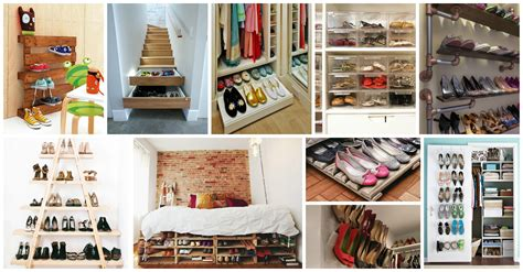 ideas shoes storage 20 creative shoe storage ideas that will impress you