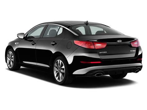 Kia Optima Sxl Specs 2014 Kia Optima Sxl Turbo Top Auto Magazine