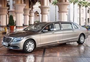 Mercedes S600 Pullman 2016 Mercedes Maybach S 600 Pullman Specifications