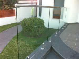 Swimming Pool Handrail Glass Balustrades Probalustrading