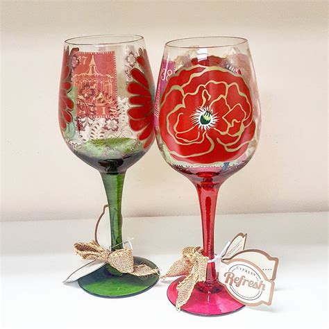 unusual wine glasses unique gifts for mom this mothers day appleton trophy