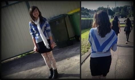 Vee Stripes Blouse Blue Sy T1310 3 albee vee sportsgirl white scarf mink striped shirt ally black skirt forever new floral