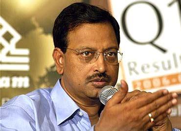Ramalinga Raju Resignation Letter by It Was Like A Tiger