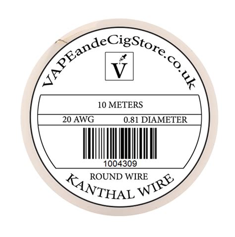 Kawat Vandy Vape Khantal A1 22 Awg 24awg wire end of line kanthal a1 wire 10 meter spool