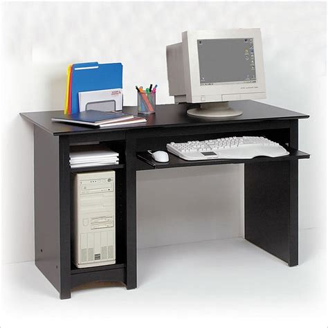 how much is a desk computer desks in black review and photo