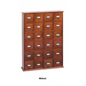 Media Storage Cabinet Leslie Dame Library Style Multimedia Storage Cabinet Walnut Cd 456wal