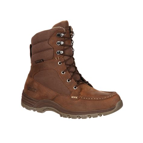 lakeland comfort shoes rocky lakeland waterproof casual boot rks0202