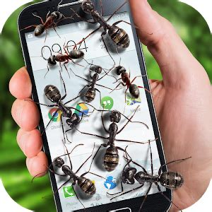 ants in phone apk app ants on screen joke apk for windows phone android and apps
