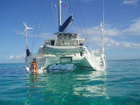catamaran yacht broker yacht broker gary fretz has been at it for many years and
