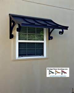 Metal Window Awnings The Concave Gallery Metal Awnings Projects Gallery