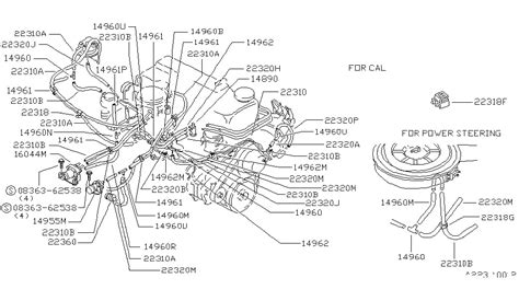 wiring diagram for 1984 nissan 720 1984 nissan king cab