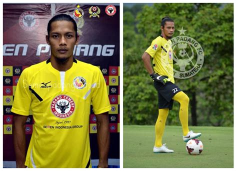 Padang Fc Home Pjs padang fc 2015 mizuno home away gk jersey football shirts