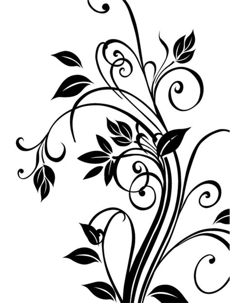 vector flower pattern cdr vector cdr floral free vector free vector site