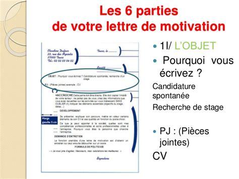 Lettre De Motivation Ecole De Sous Officier lettre de motivation 8 document