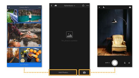 adobe for mobile manage collections in lightroom for mobile adobe