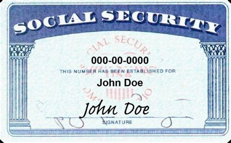 Template Letter For Social Security Numbers On Credit Reports Do Not Or Your Social Security Or Government