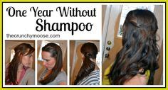 one year without shoo the no poo method the crunchy moose 1000 images about hairspiration on pinterest cara