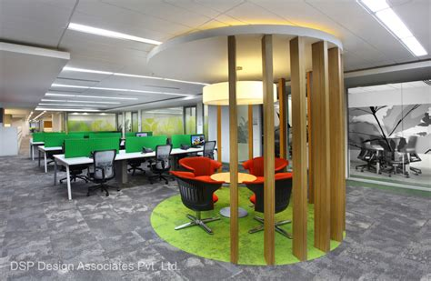 Microsoft Offices by Microsoft Gurgaon Offices Office Snapshots