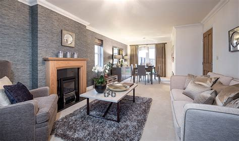 show home interior design ideas kingsbrook wood unveils three spectacular show homes