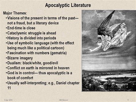Themes In Apocalyptic Literature | life of christ matthew ppt download